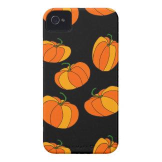 Pumpkin Universe on iPhone 4 Case
