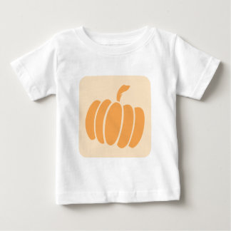 Pumpkin Vegetable Icon Baby T-Shirt
