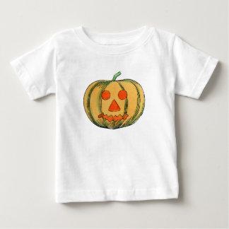 Pumpkin (Vintage Halloween Card) Baby T-Shirt