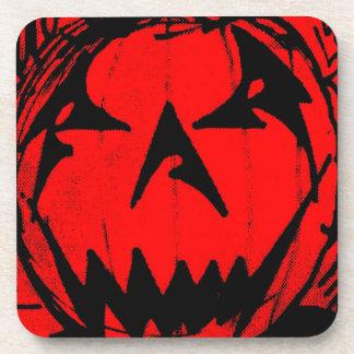 Pumpkin Virus Drink Coaster