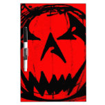 Pumpkin Virus Dry Erase Boards