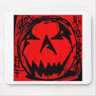 Pumpkin Virus Mouse Pad