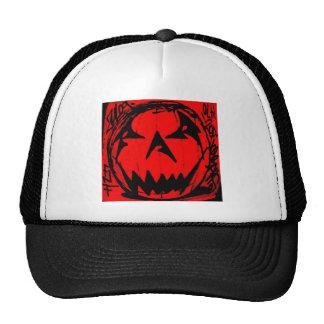 Pumpkin Virus Trucker Hat