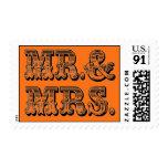 Pumpkin Weddings Love Heavier Stamps