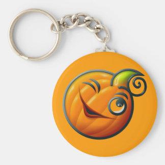 Pumpkin wink - keychain