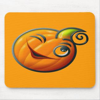 Pumpkin wink - mousepad