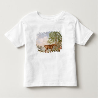 Pumpkin with a Stable-Lad, 1774 (oil on panel) Toddler T-shirt