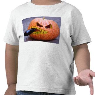 Pumpkin with Eggplant Children's Shirt