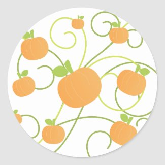 Pumpkin Works sticker
