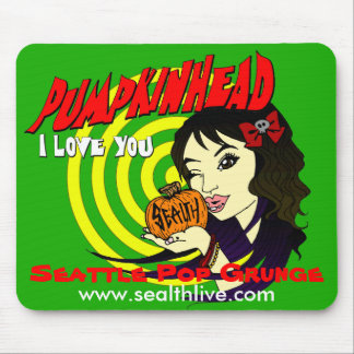 Pumpkinhead Arielle Mousepad