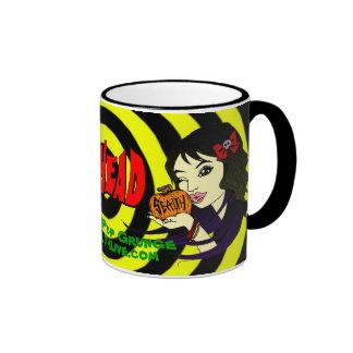 Pumpkinhead Arielle Mug