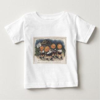 Pumpkinhead Fence Trick R Treat Pumpkin T-shirts