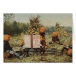 Pumpkinhead Kids Card