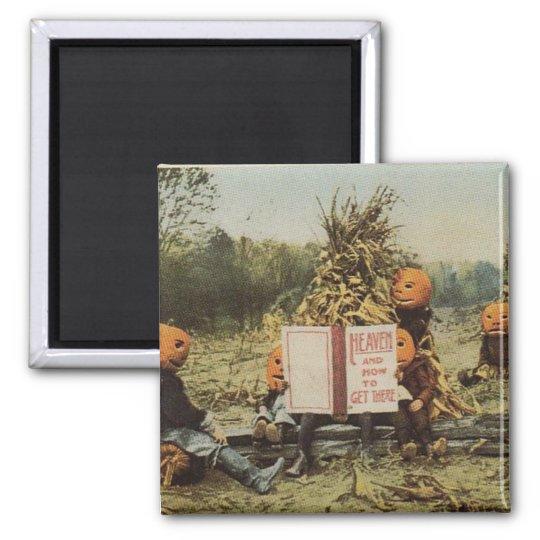 Pumpkinhead Kids Magnet