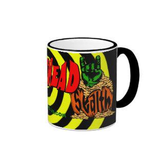 Pumpkinhead Zombie Rock Mug
