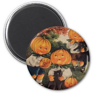 Pumpkinheads 2 Inch Round Magnet