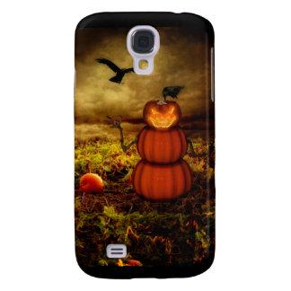 Pumpkinman Galaxy S4 Case