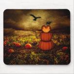 Pumpkinman Tapete De Ratones