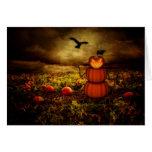 Pumpkinman Tarjeton