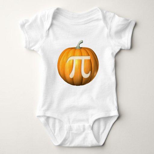 PumpkinPi Baby Bodysuit