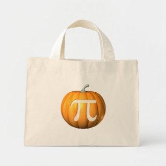 PumpkinPi Mini Tote Bag