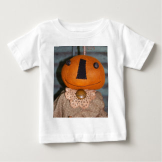 Pumpkins and Crows Baby T-Shirt