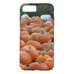 Pumpkins and Mums Autumn Harvest Photography iPhone 8 Plus/7 Plus Case