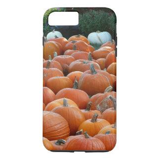 Pumpkins and Mums Autumn Harvest Photography iPhone 8 Plus/7 Plus Case
