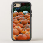 Pumpkins and Mums Autumn Harvest Photography OtterBox Symmetry iPhone 8/7 Case