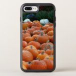 Pumpkins and Mums Autumn Harvest Photography OtterBox Symmetry iPhone 8 Plus/7 Plus Case