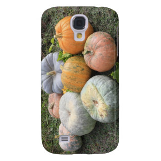 Pumpkins and Squashes Samsung S4 Case