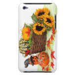 Pumpkins and Sunflowers Barely There iPod Cover