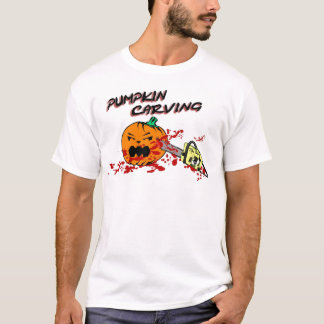Pumpkins Carving T-Shirt