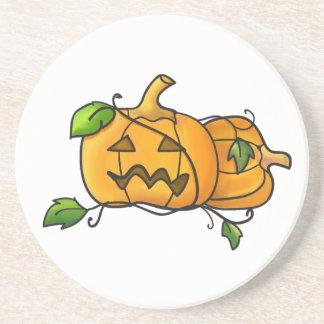 Pumpkins Coaster