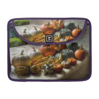 Pumpkins Decor MacBook Pro Sleeves