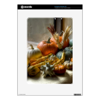 Pumpkins Decor Decal For The Kindle