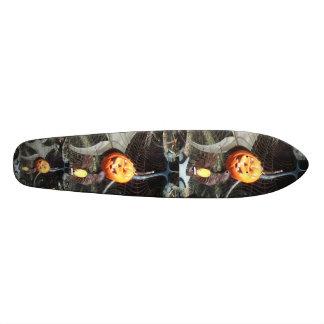 Pumpkins Fractal Skateboard. Skate Boards