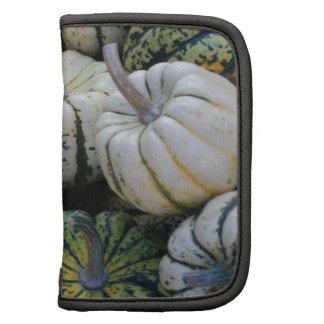 Pumpkins Gourds Fall Harvest Folio Planners