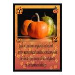 Pumpkins / Halloween Pumpkin Carving Party Custom Invitations