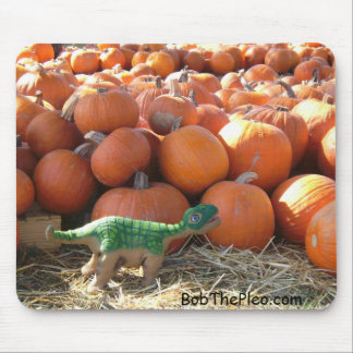 Pumpkins?!?  I ordered PIZZA!!! Mouse Pad