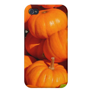 Pumpkins Covers For iPhone 4