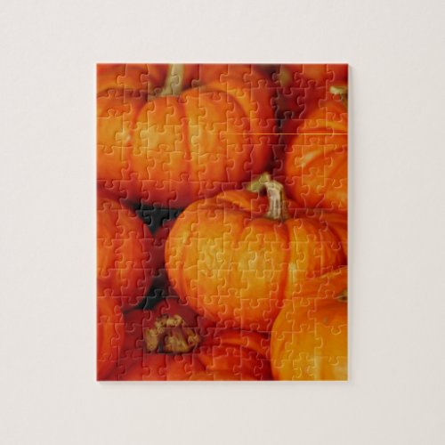 Pumpkins Jigsaw Puzzles
