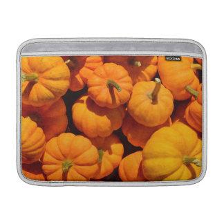 Pumpkins MacBook Sleeve