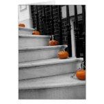Pumpkins Notecards Greeting Card