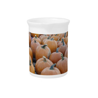 Pumpkins on Parade Drink Pitchers