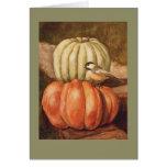 Pumpkins on West Main card