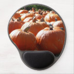 Pumpkins Photo for Fall, Halloween or Thanksgiving Gel Mouse Pad