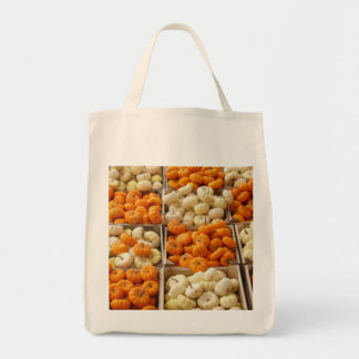Pumpkins Photo Grocery Tote