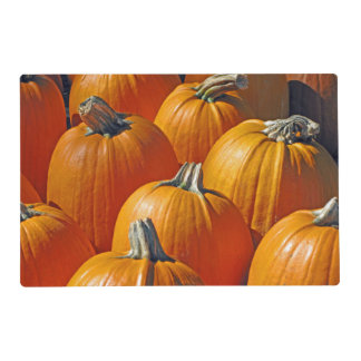 Pumpkins Placemat