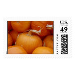 Pumpkins Postage Stamps